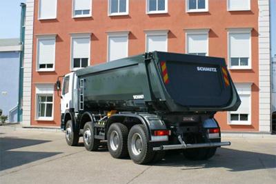 M.KI (Motorwagen-Kippaufbau)- Vielfältig und passgenau