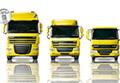 Gesamtes DAF-Programm in Euro 5 lieferbar, Leichte LF-Baureihe jetzt auch mit strengster Abgasnorm