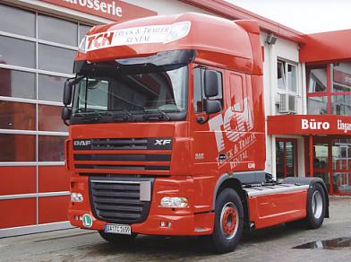 PACCAR Financial übernimmt deutschen LKW-Vermieter