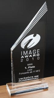 MAN Sieger beim Image Award 2010