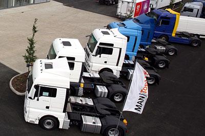 Neues MAN Truck & Bus Center Köln-Düsseldorf eröffnet