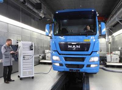 MAN eröffnet neues Motoren-Entwicklungszentrum in Nürnberg