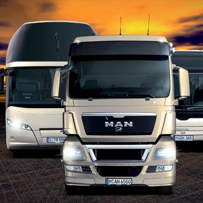 Zusammenführung der Vertriebsbereiche Lkw und Bus in der Außenorganisation der MAN Truck & Bus Deutschland GmbH