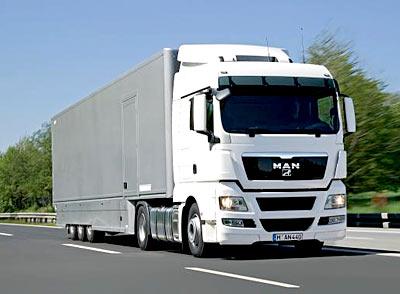 Die TGX Anniversary Edition - MAN feiert zehn Jahre Trucknology® Generation