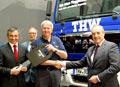 """MAN Nutzfahrzeuge zeichnet Zulieferer mit dem """"Trucknology Supplier Award"""