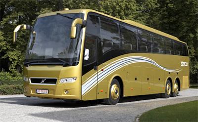 Geburtstagsüberraschung von Volvo - Busse auf dem RDA Workshop in Köln